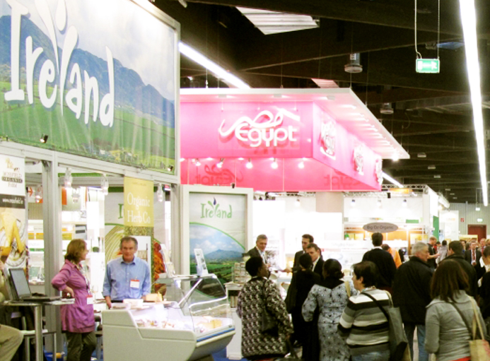 Ragus organic was represented at the largest organic Expo