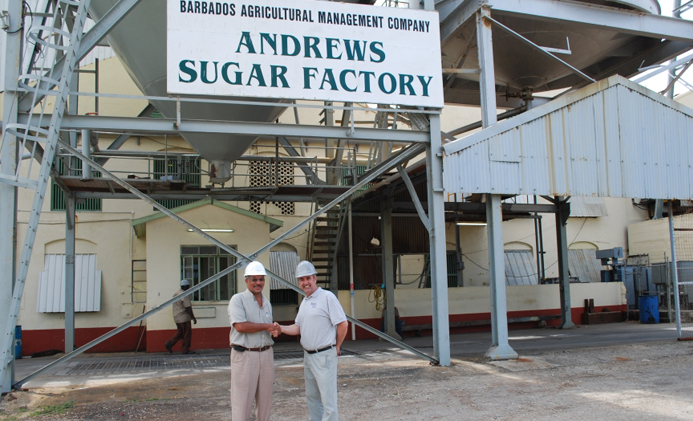 Andrews-Sugar-Factory