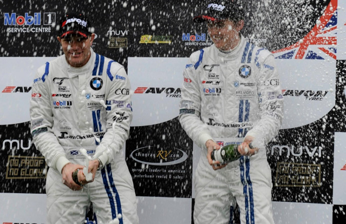 Ragus Sponsor Ecurie Ecosse To Victory