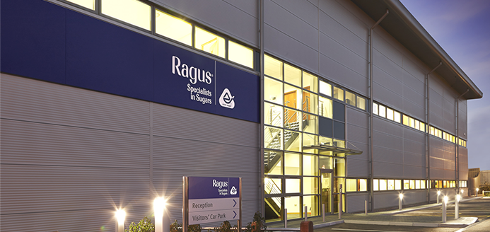 Ragus production facility Berkshire, England