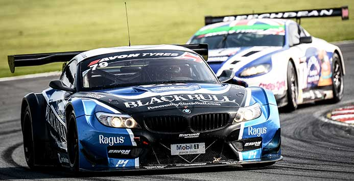 Ragus Sponsored Ecurie Ecosse GT3