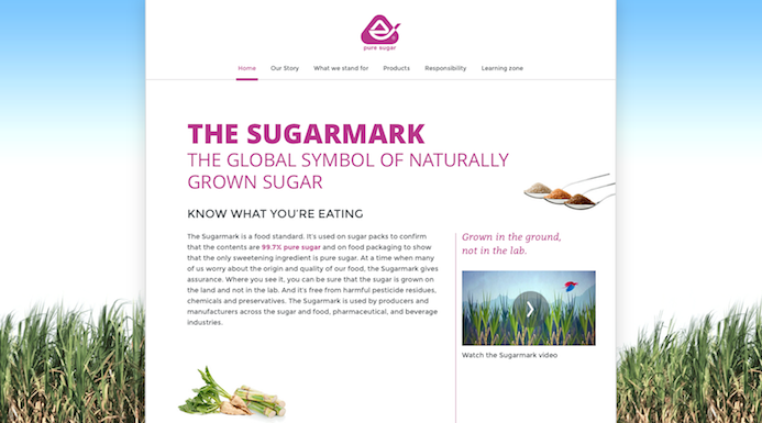 Sugarmark Website