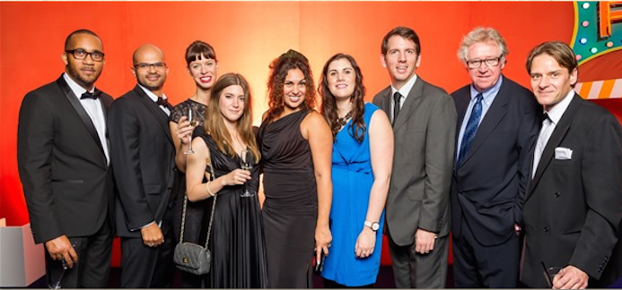 B2B Marketing Awards 2014