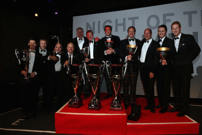 Ecurie Ecosse Collect Awards