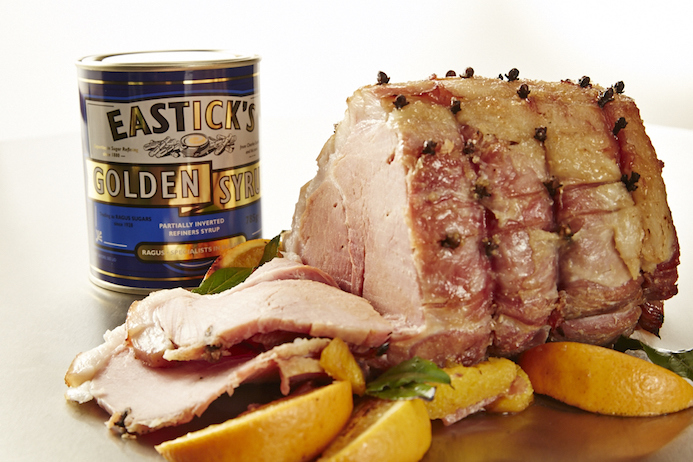 Eastick's Golden Syrup & Glazed Ham