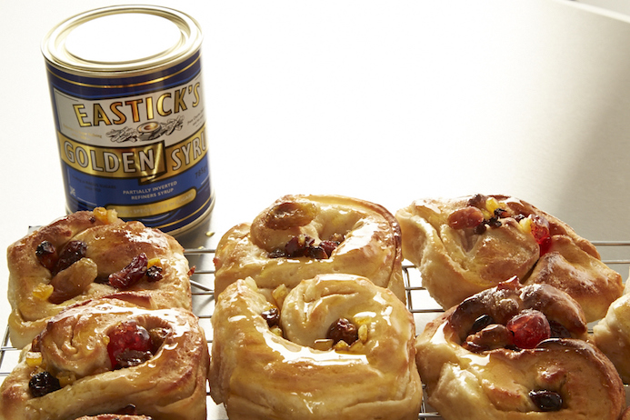 Eastick's Golden Syrup & Pastries