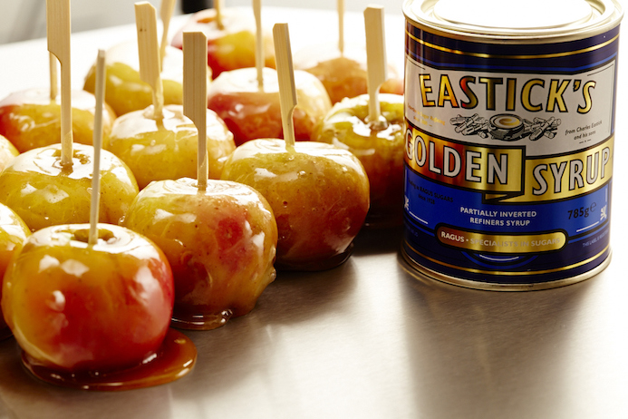 Eastick's Golden Syrup & Toffee Apple