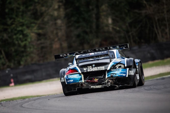 Ecurie Ecosse Racing at Oulton Park 2015