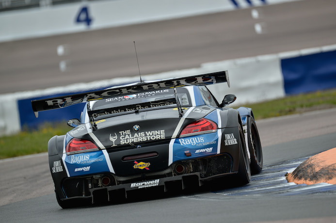 Ecurie Ecosse At Rockingham 2015