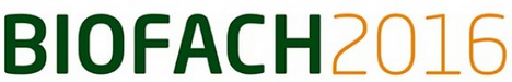 Biofach 2016, worlds leading trade fair for organic food and agriculture