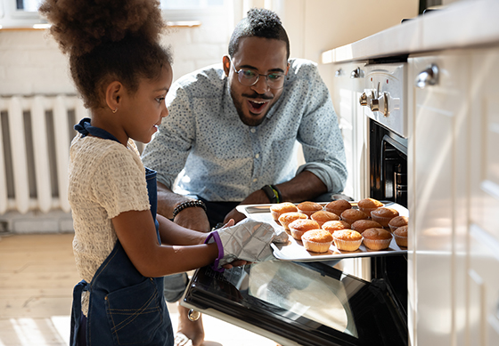Lockdown baking: child-friendly recipes to try at home